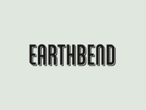 EARTHBEND // LOGO
