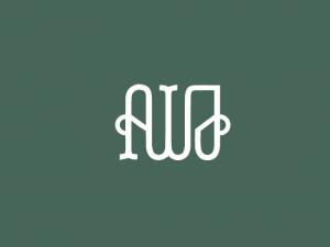 AWJ // LOGO
