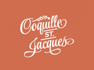 COQUILLE ST. JACQUES // LOGO