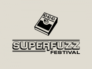 SUPERFUZZ FESTIVAL // LOGO