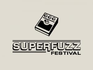 SUPERFUZZ FESTIVAL // LOGO